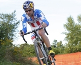 Tim Johnson, in his first race since deciding to focus on only cyclocross through 2013.  © Laura Kozlowski
