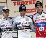 Junior podium. © Bart Hazen