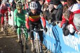 Sven Nys in the final GVA Trofee race in Oostmalle. © Bart Hazen