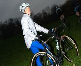 Katie shows off her skills at the Harbin Park Cyclocross Clinic © VeloVivid