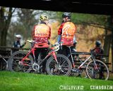 Lionhearts Junior Development Mentors - Cincy3 -  Harbin Park Cyclocross Clinic © VeloVivid