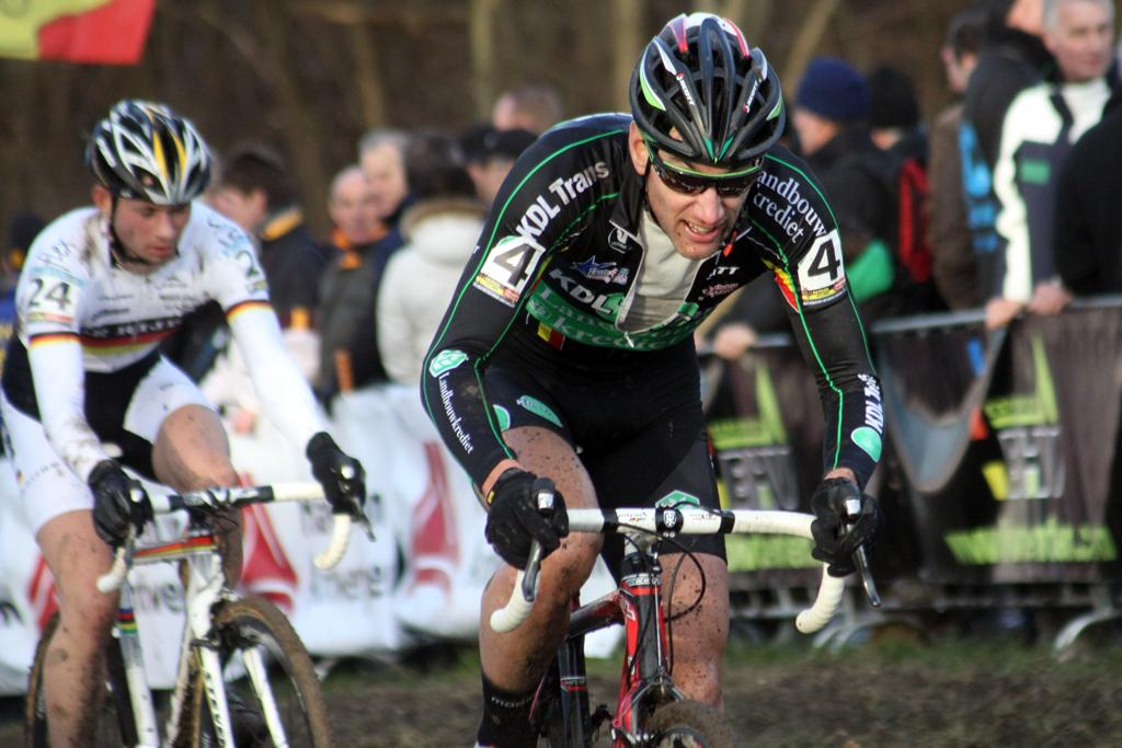 Martin Zlamalik finished in 30th, just behind Powers. ©Bart Hazen