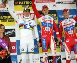 The podium of Pauwels, Pauwels and Vantornout. ©Bart Hazen