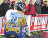 Nikki Harris (Telenet - Fidea) finished 10th in the World Cup standings. ©Thomas van Bracht