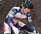 Jerome Townsend finished 36th in Hoogerheide. ? Bart Hazen