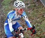 Dombroski was the top American in Hoogerheide. ? Bart Hazen