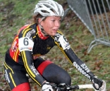 Sohpie de Boer finished 14th today in Hoogerheide. ? Bart Hazen