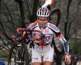 Meredith Miller finished in the Top 20 in Hoogerheide. ? Bart Hazen