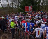 Front row starts aren't just for CX! ? Jonas Bruffaerts
