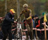 Klaas Vantornout's new bike isn't going to be clean for long © Cyclocross Magazine