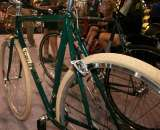 The frames offer clearance for 40c tires or 35c with fenders. ?Cyclocross Magazine