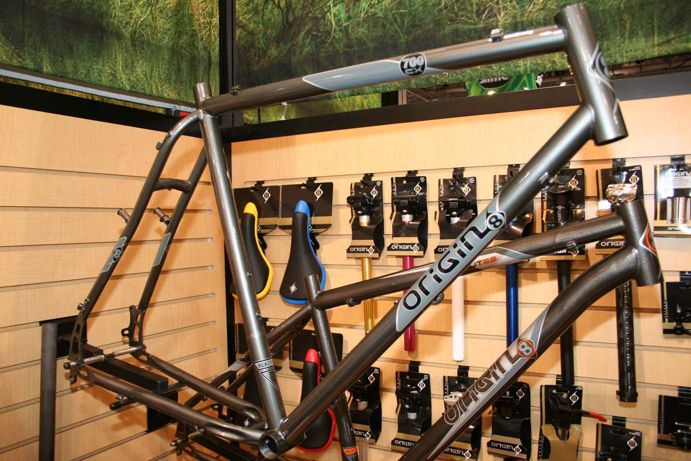 Origin8's 700CX Cyclocross Monster Cross Frameset