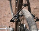 FSA's new Energy cantilever brakes are both the company's cheapest and lightest option. ©Cyclocross Magazine
