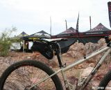 This monstercross bike has hydration on board. ©Cyclocross Magazine