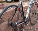 Ritchey Zeta wheels and Kore Race+ cantilevers. © Cyclocross Magazine