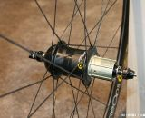 Add a Shimano or Campy freehub body and you're ready to rock the watts. ©Cyclocross Magazine