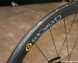 Carbon clinchers or tubulars, the price and weights are the same. ©Cyclocross Magazine