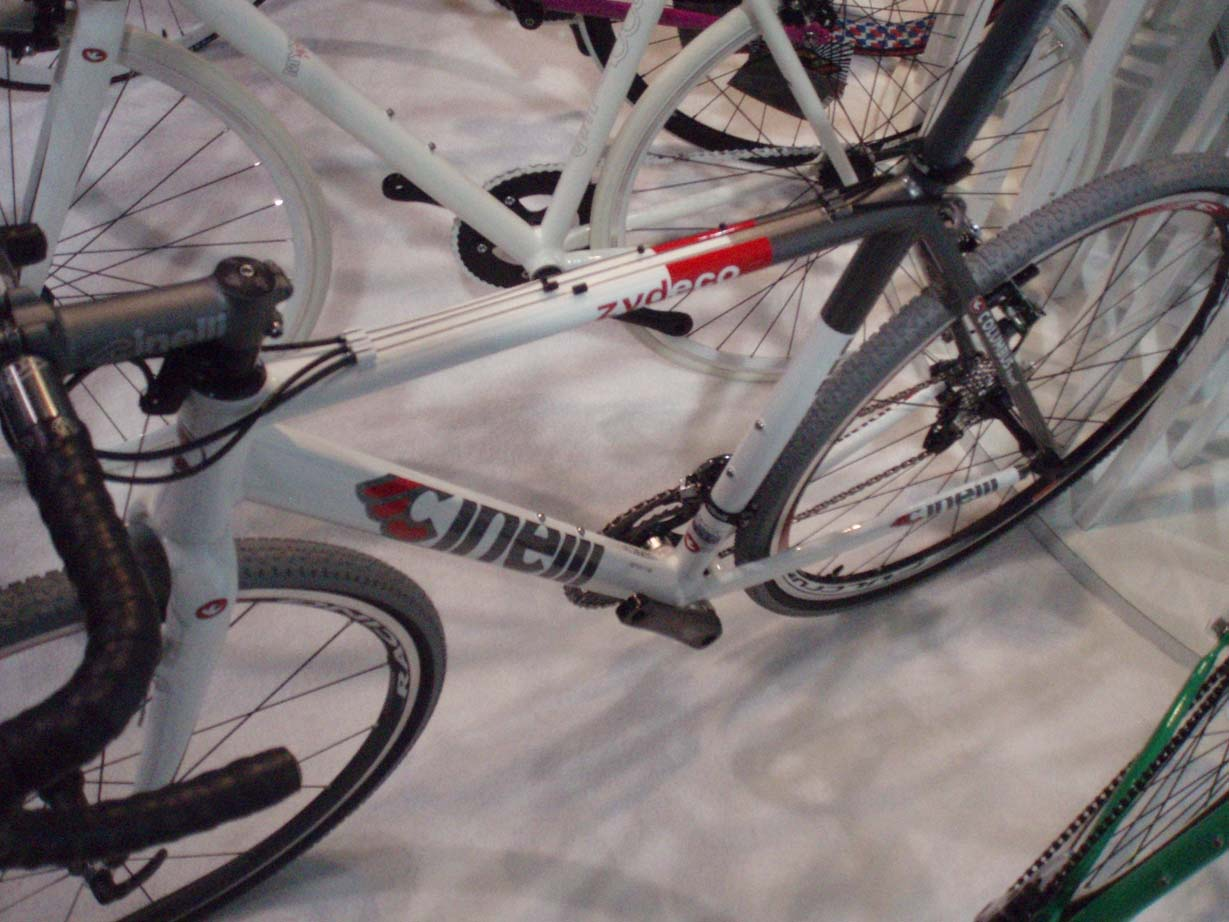 Cinelli has entered the US cyclocross market with the Zydeco. by Jake Sisson