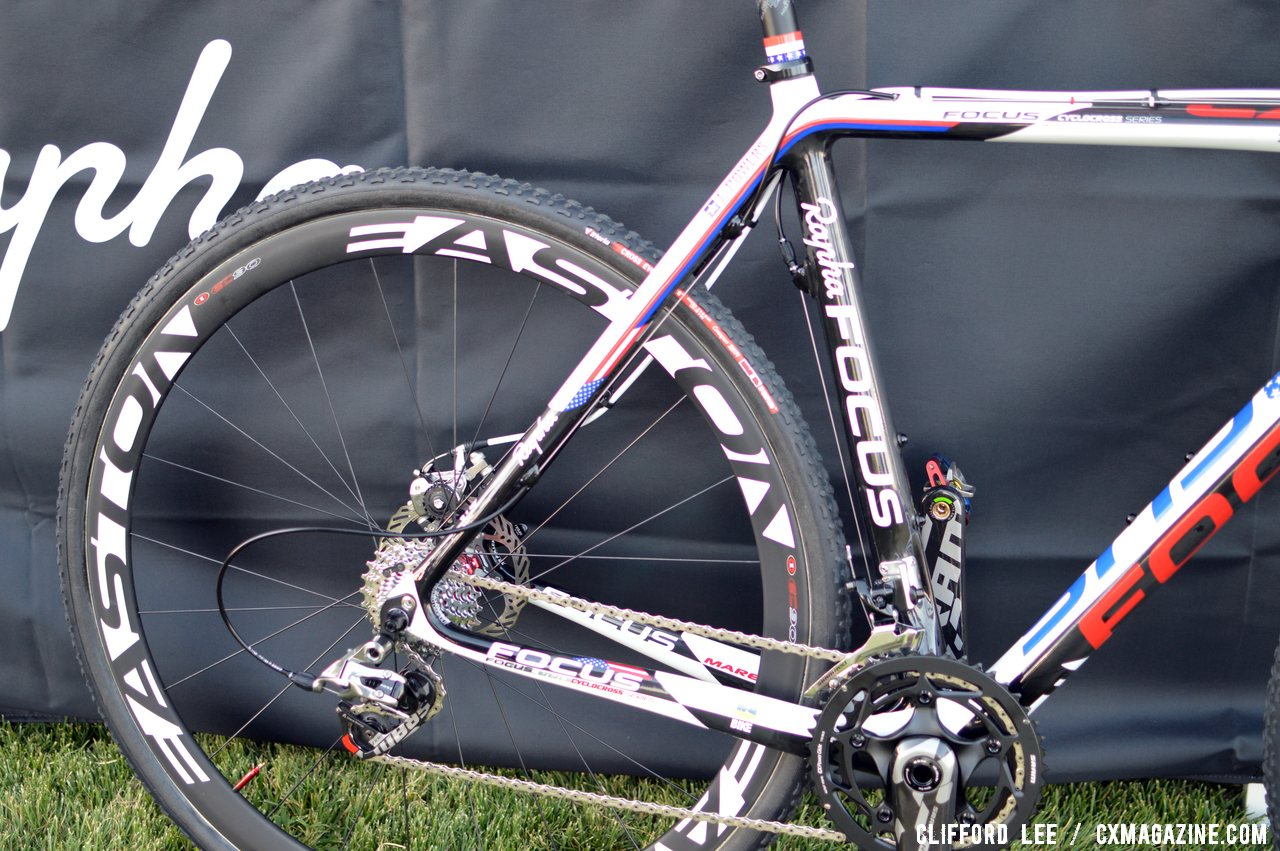 SRAM Red componentry ©Cyclocross Magazine
