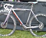 The 2013 Focus Mares carbon cyclocross bike. ©Cyclocross Magazine