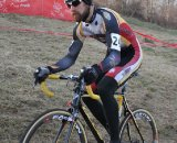 Former Worlds team member Brian Matter rode to a top 10 finish. © Amy Dykema