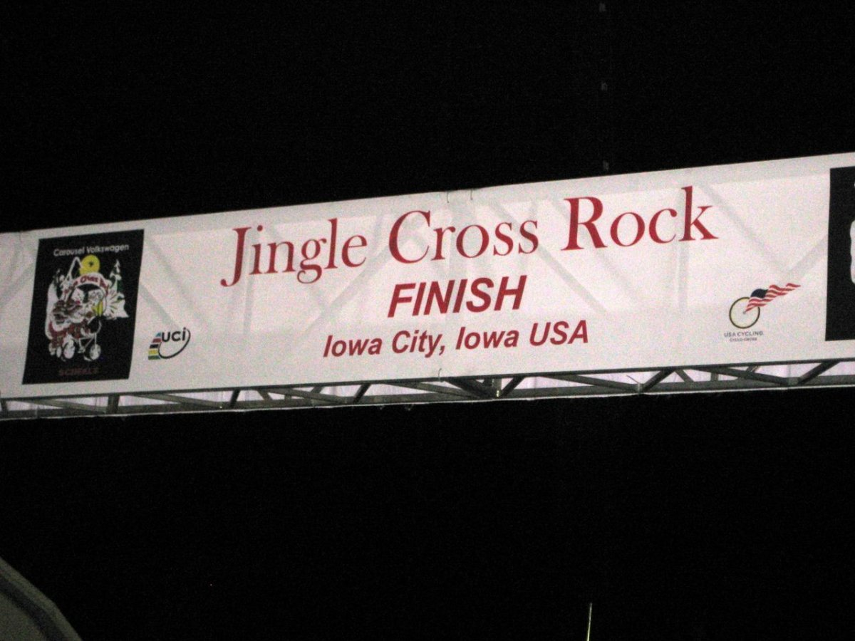 JingleCross returns for the seventh year. © Kristie Hancock