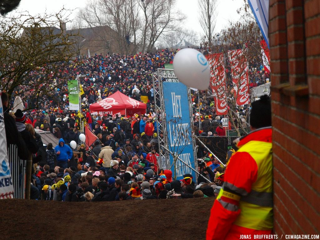 2012 Cyclocross Worlds Elite Men © Jonas Bruffaerts