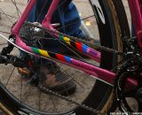 Another shot of Stybar's bike. © Jonas Bruffaerts