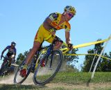 jonathan page wins michigan's double cross, by jan safka