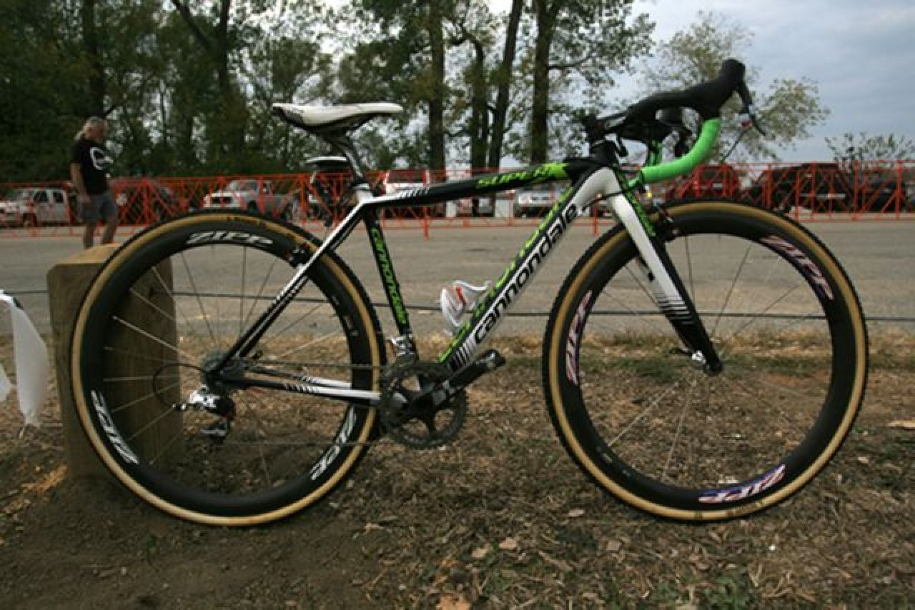 Kaitlin Antonneau\'s Cannondale SuperX © Matt James