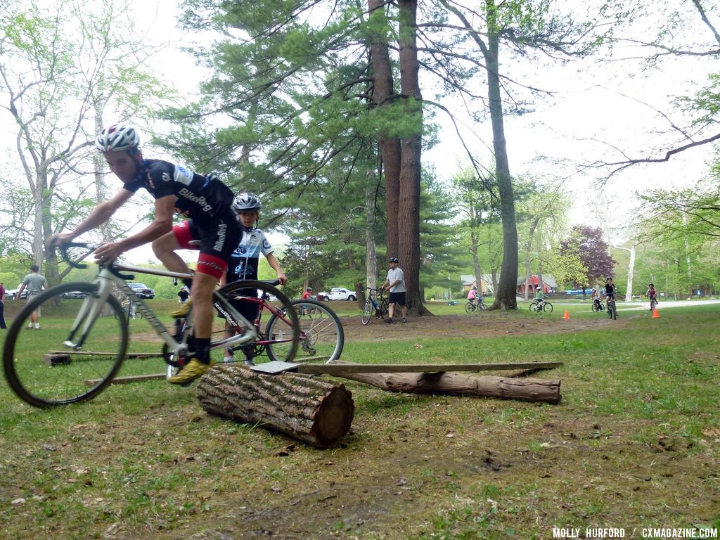 How to take the right line, or the wrong one © Cyclocross Magazine
