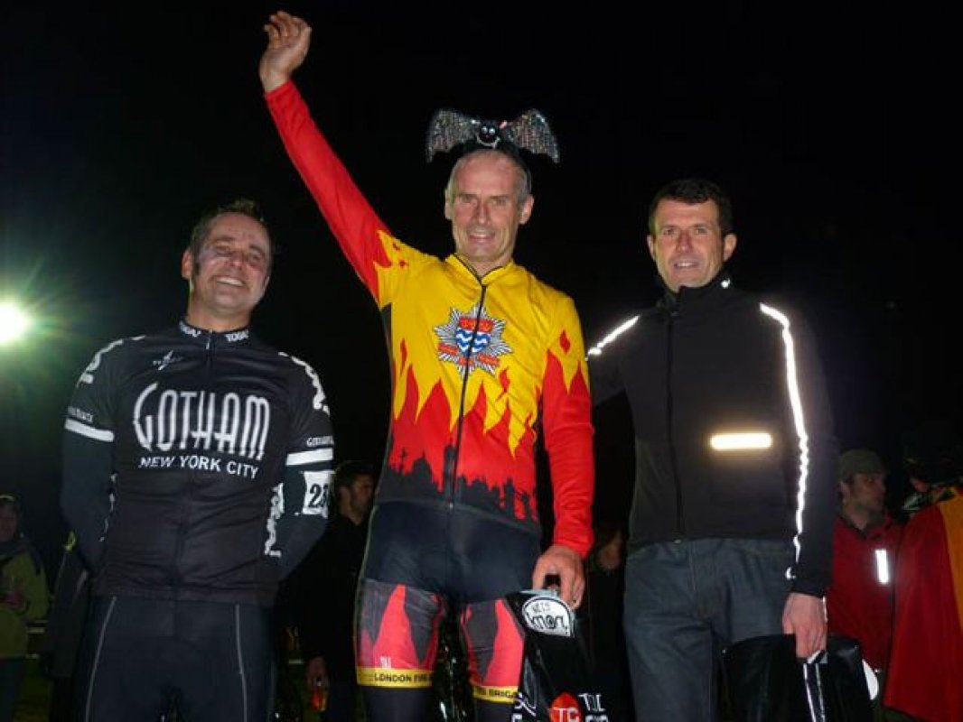Veteran Mens Podium