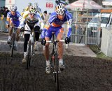 Gerben de Knegt was the top Dutch rider in Koksijde, finishing seventh. © Bart Hazen
