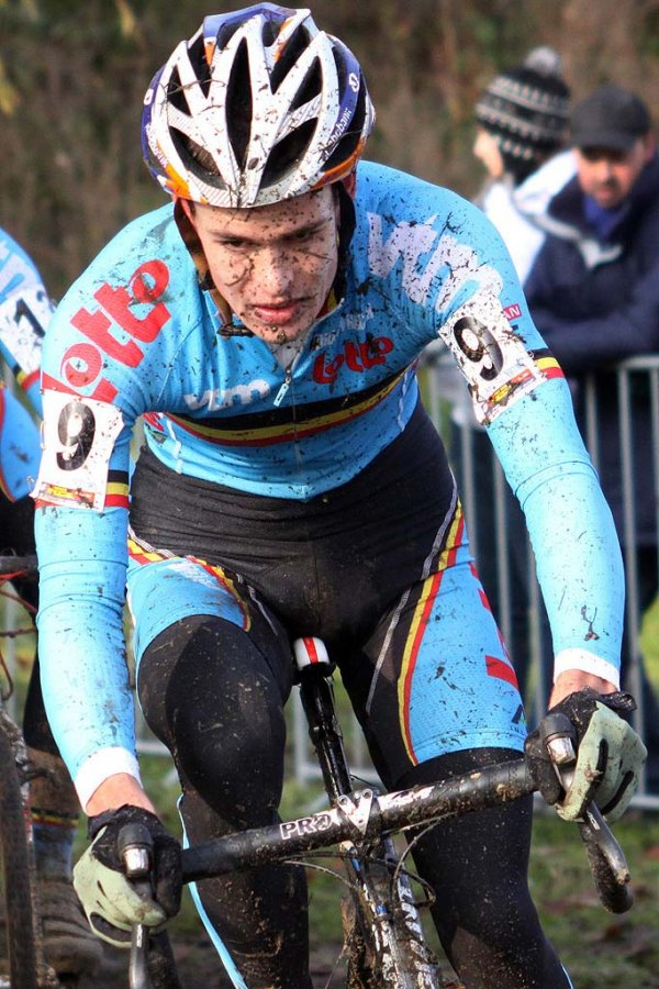 Joeri Adams would finish sixth in Koksijde. © Bart Hazen