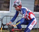 American U23s had to deal with less than optimum starting positions in Koksijde. © Bart Hazen