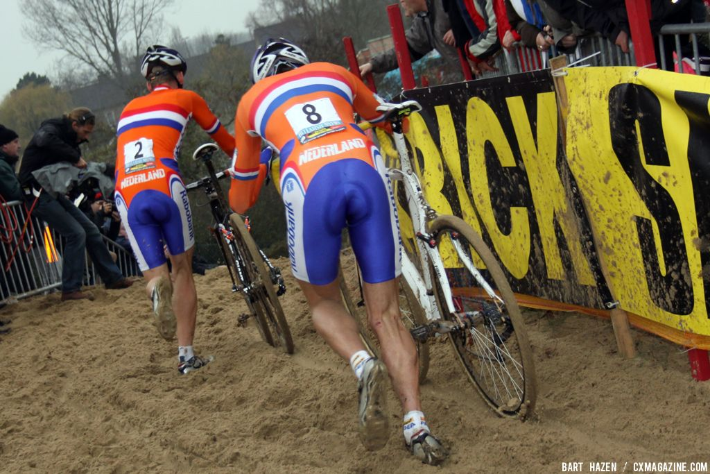 U23 Koksijde World Cup 2011. © Bart Hazen