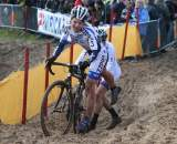 Van Paasen leads Compton at the Koksijde World Cup.
