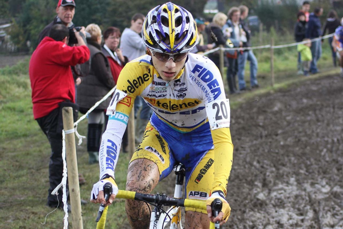 Karlhnik in the Fidea colors © Bart Hazen