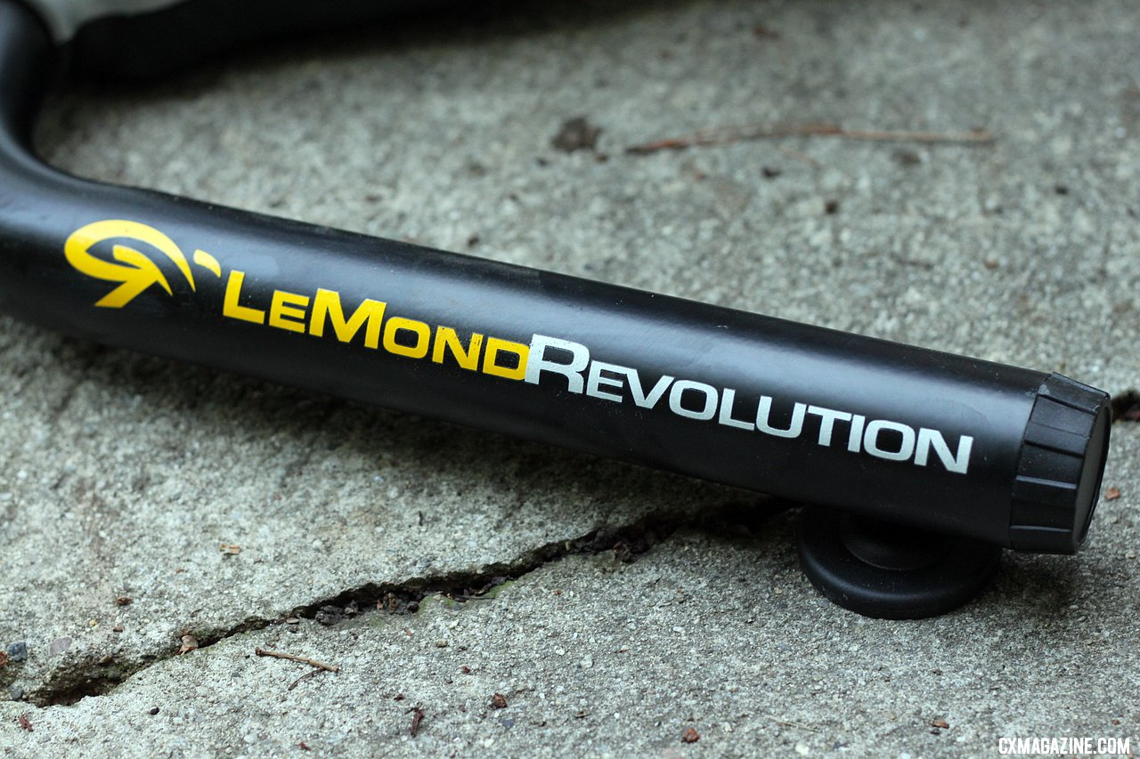 LeMond Fitness Revolution cycling trainer. © Cyclocross Magazine