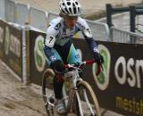 GVA Series leader Pavla Havlikova in the sand ? Dan Seaton