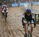 Christine Vardaros through the sand ? Dan Seaton