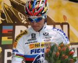 The World Champion was back at the sharp end of the racing in Lille ? Bart Hazen