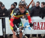 Sven Nys was back on his technical game ? Bart Hazen