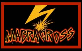 MABRAcross Bad Brains logo © Jim Ventosa