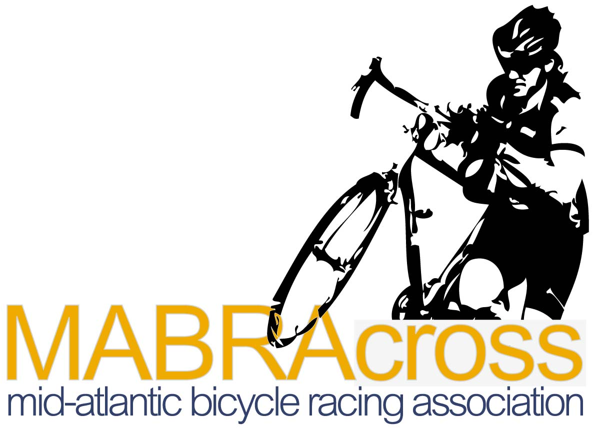 MABRAcross barrier text logo © Mark Trostle
