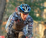 Andrew Wulfkuhle rounded out a very muddy podium ? Tom Olesnevich