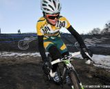 UVM in the first ever Collegiate Relay at the 2014 National Cyclocross Championships. © Steve Anderson
