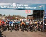 Masters Women 30+ Start , Cyclocross National Championships Day 2. ? Amy Dykema