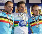 Nys, Stybar, and Pauwels.