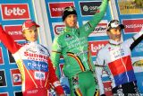 Sven Nys wins 11th Superprestige overall series © Bart Hazen